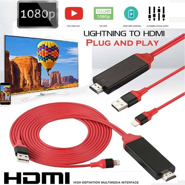 Digital Tv Hdmi Cable Adapter