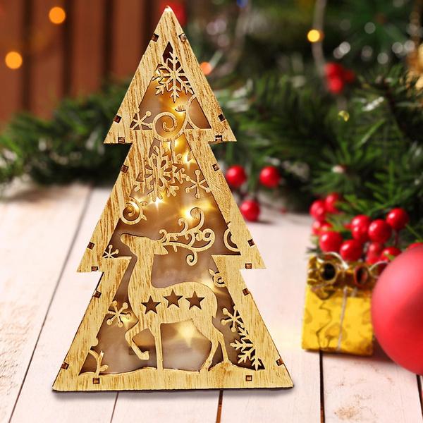 Casa Weihnachtsdeko.Led Felt Christmas Tree Christmas Gifts For 2019 New Year Natal Decorao Natale Decorazioni Natal Decoracao Weihnachtsdeko Adornos De Navidad Christmas