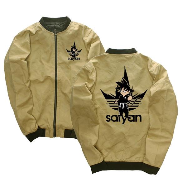 supersaiyan, Fashion, goku, Jacket