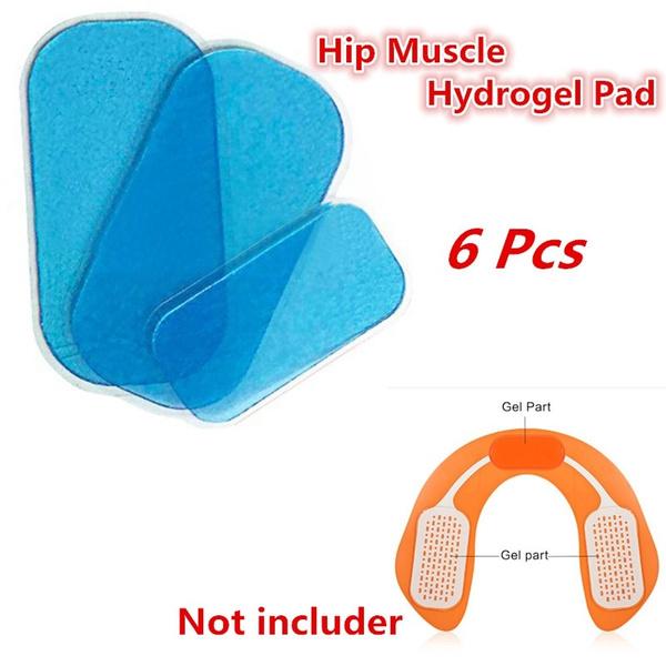 gelpad, musclegelpad, highadhesionpad, bodymassager