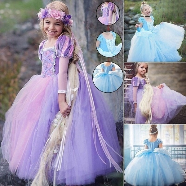 gowns, girls dress, Masquerade, Cosplay Costume