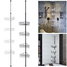 Shower, bathroomcornerrack, Shelf, Storage