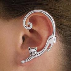 cute, Goth, Jewelry, Stud Earring
