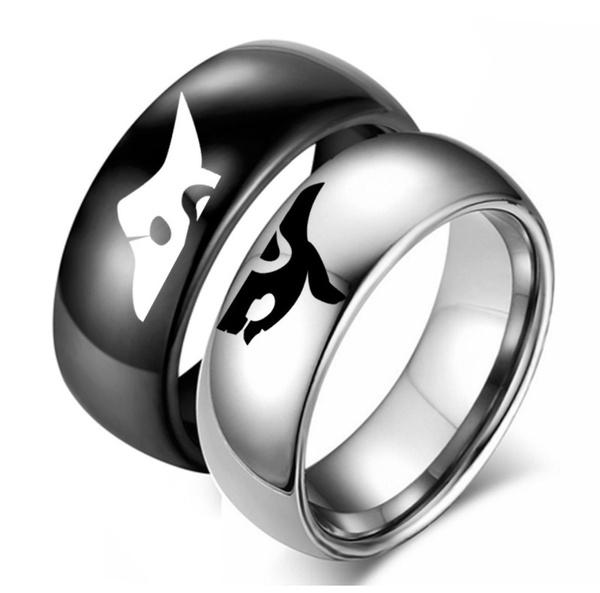 gamering, Couple Rings, Fashion, lolring