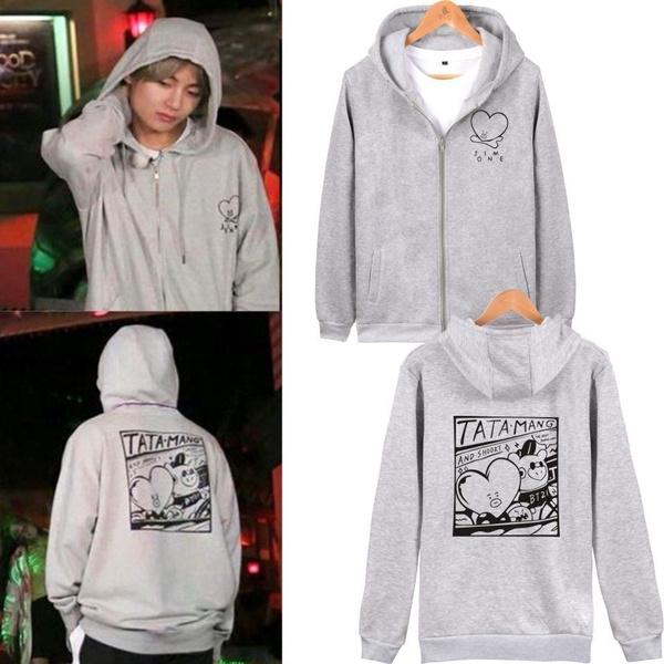 K-Pop, hoodie womens, Plus Size, Love