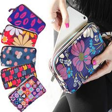 wallets for women, cellphone, Canvas, women purse