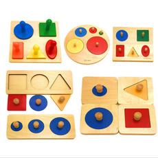 Toy, basswoodtoy, recognitiongame, geometricpanel