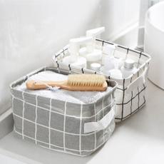 Box, Baño, waterproofstoragebox, Algodón