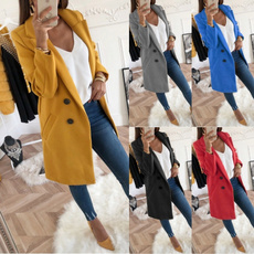 woolen coat, Plus Size, Winter, coatsampjacket