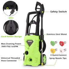 Machine, Electric, sprayguncarwasher, powerwashertip
