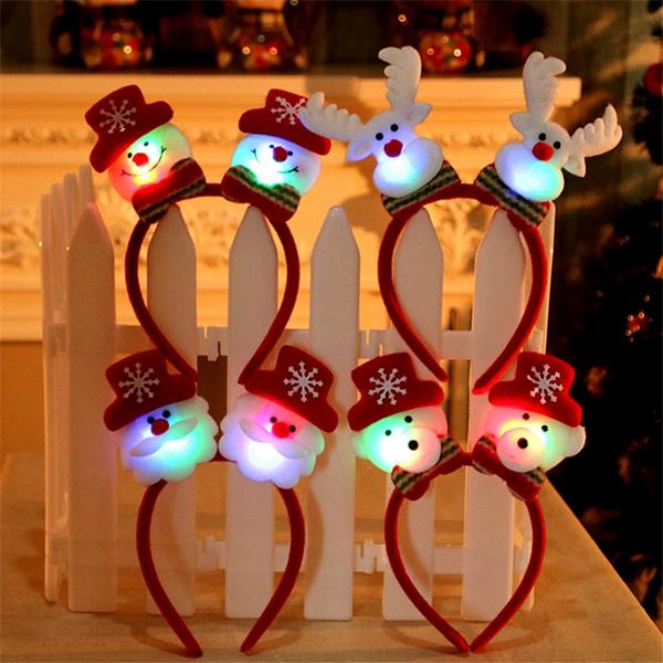 snowman, Head, led, Home Decor
