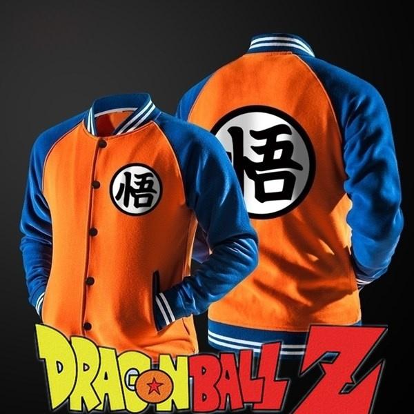 Dragonball, Fashion, Jacket, gift for boyfriend