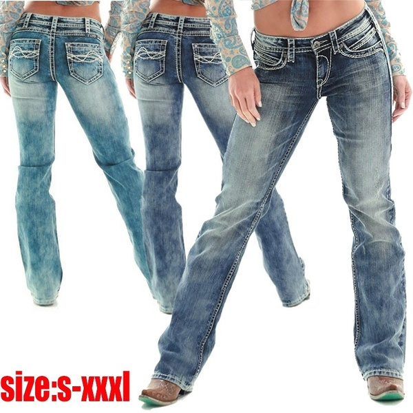 Slim Fit, high waist, retrojean, Women jeans