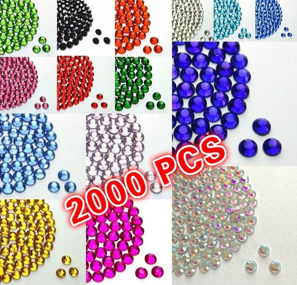 nailartampcraft, crystalbead, acrylicnaildecor, Nail Art Accessories