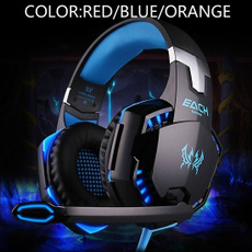 Headset, Video Games, led, gamingheadset