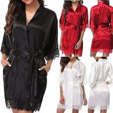 night dress, nightwear, Lace, gowns