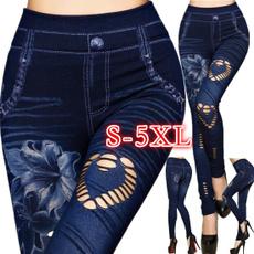 Jeans, Leggings, jeggingsforwomen, Elastic