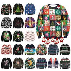 Women, Fashion, Christmas, uglychristmassweater