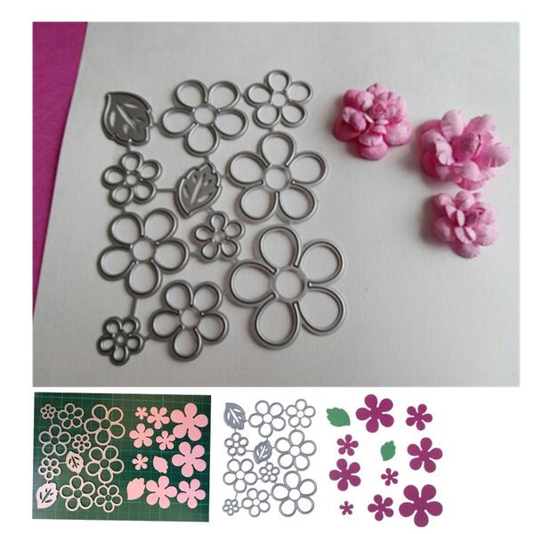 Steel, Flowers, Scrapbooking, diecutsforcardmaking