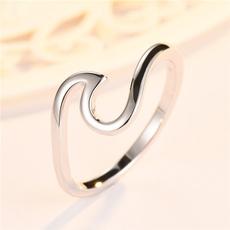 cute, Fashion, Jewelry, Silver Ring