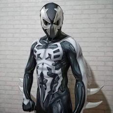 Superhero, Spandex, Sleeve, Long Sleeve