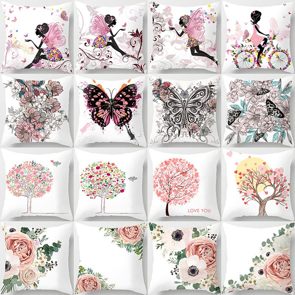 Home & Kitchen, Decor, pillowscase, Home & Living