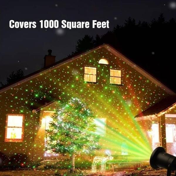 Green Firefly Laser Light Sparkling
