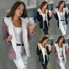 thickencoat, Casual Jackets, Fashion, Outerwear