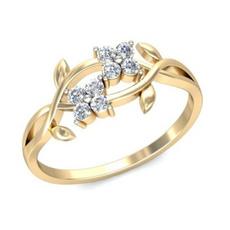 crystal ring, wedding ring, gold, fashion ring