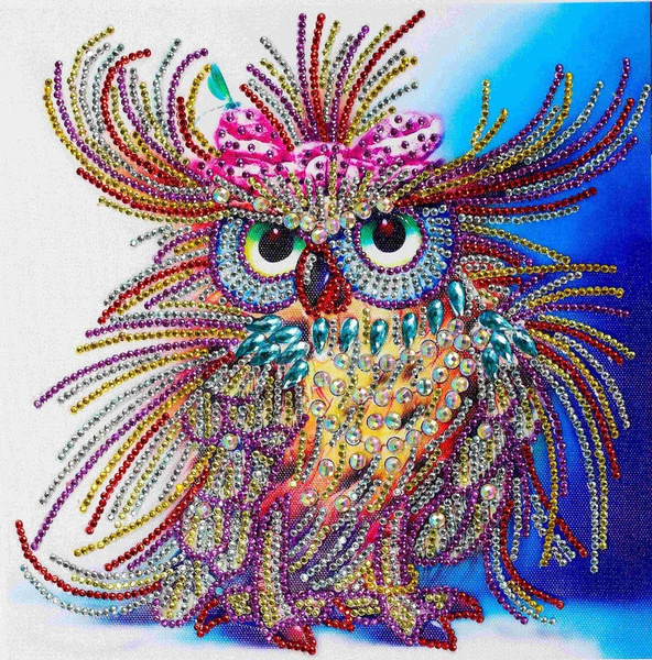 owldiamondpainting, Owl, Decor, DIAMOND