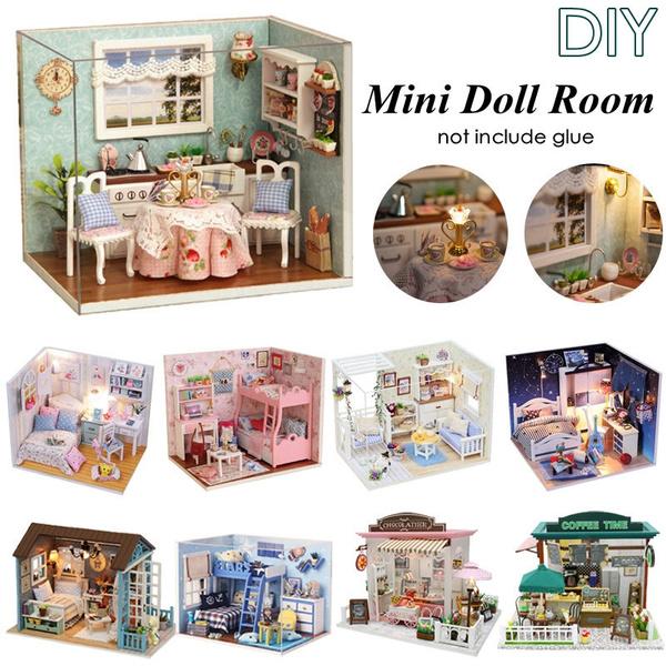 Handmade, dollhousefurniture, woodtoysforchildren, Home & Living