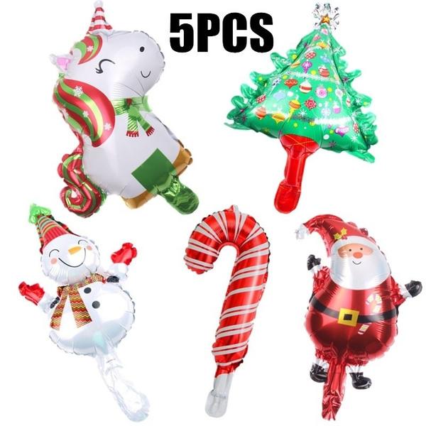 Mini, airballoon, foilballoon, Christmas
