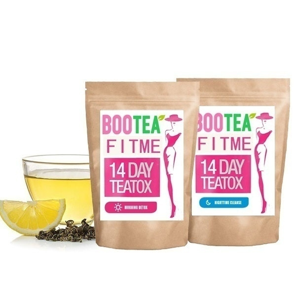 Promotional Hot Sale Sell Well Bootea Slimming Tea 14 Days Thin Teatox Belly Tea Leaf Health Appetite Suppressant Weight Loss Crude Effective Tea
