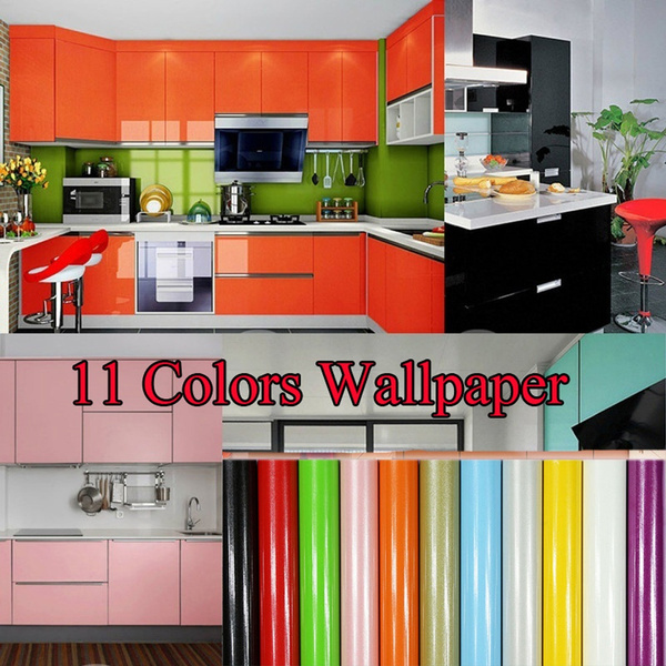 Cabinet Furniture Renovation Vinyl Stickers Wall Decal Wallpaper Home Decor