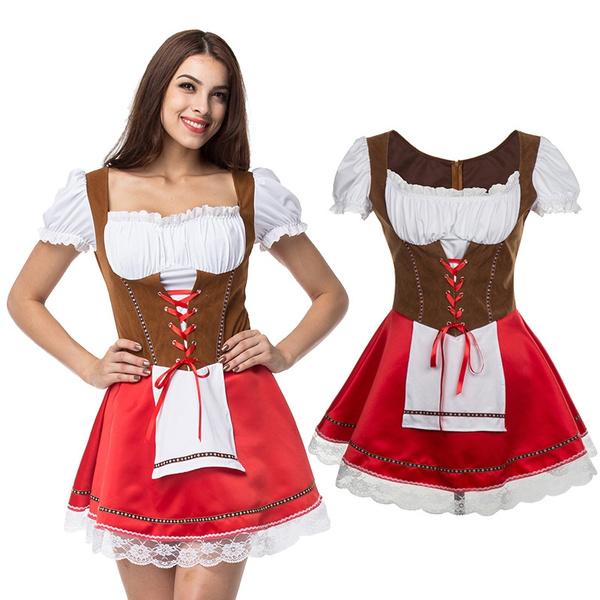 b835f42628f9 Women's Fashion, Sleeveless dress, Halloween Costume, short sleeve dress
