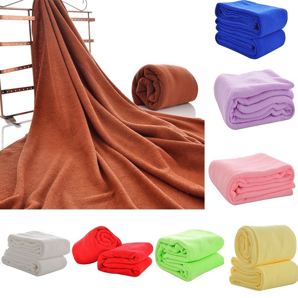 Bathroom Accessories, Towels, bathingtowel, Pure Color