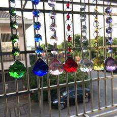 rainbow, Decor, Jewelry, crystalball