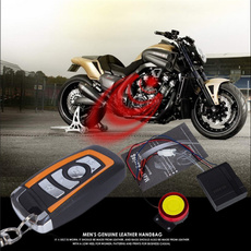 motorcycleaccessorie, Remote, alarmsystem, antitheft