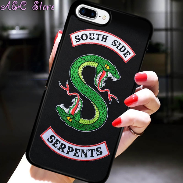 coque huawei p8 lite 2017 south side serpent
