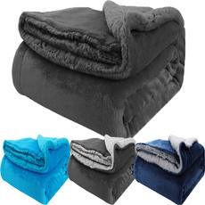 Blankets & Throws, Fleece, warmblanket, bedblanket