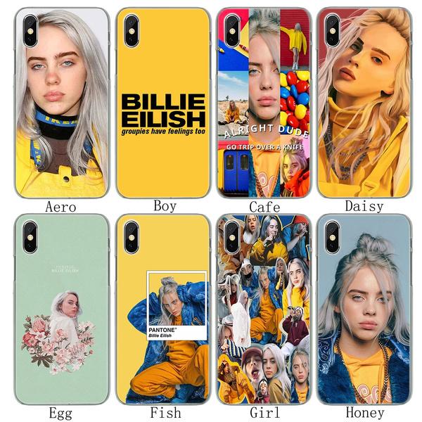 billie eilish iphone xs case