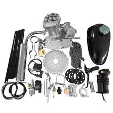 engine, Bicycle, cycleenginemotorkit, 80cc