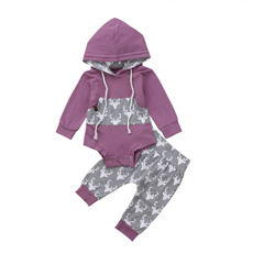 Baby Girl, hooded, babyboypant, babysuit