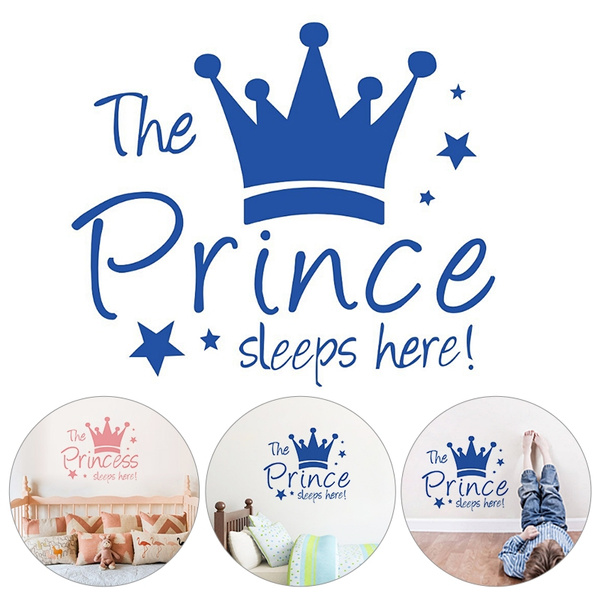 kids, Home Decor, Stickers, crown