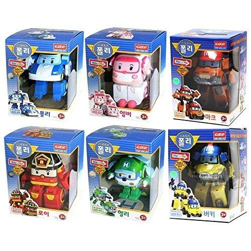 Robocar Poli Robocar Roy 2 Transformable Robot toys