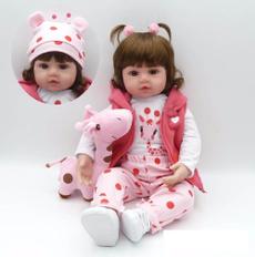 Handmade, doll, Silicone, lifelikedoll