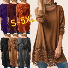 shirtsforwomen, Fashion, Cotton T Shirt, Long Sleeve
