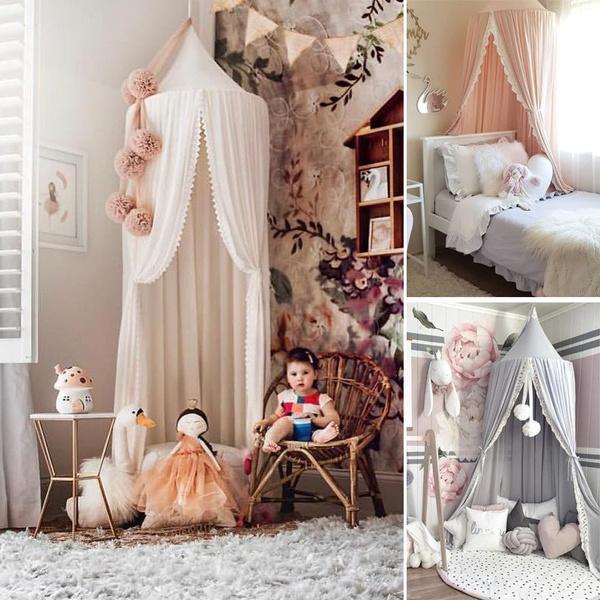 decoration, Lace, chiffon, kidsmosquitonet