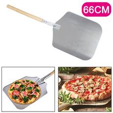 pizzapeelwithwoodenhandle, Aluminum, pizzashovl, pizzashovel