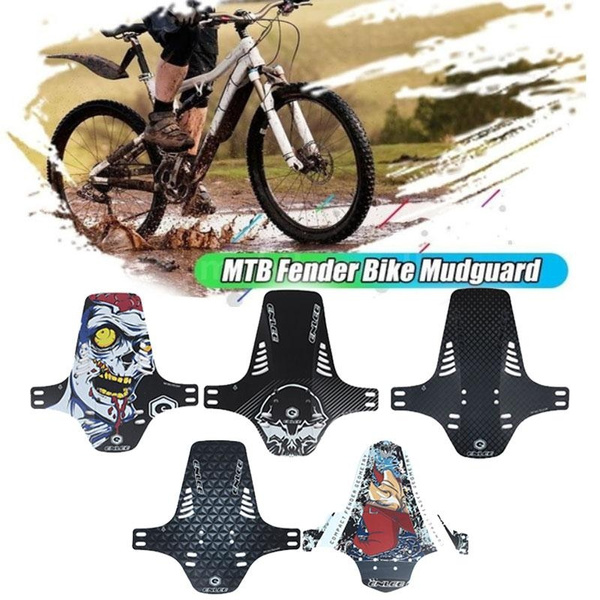 Lightest Bicycle Fenders Tire Tyre Mudguard Mountain Bike MTB Mud Guards